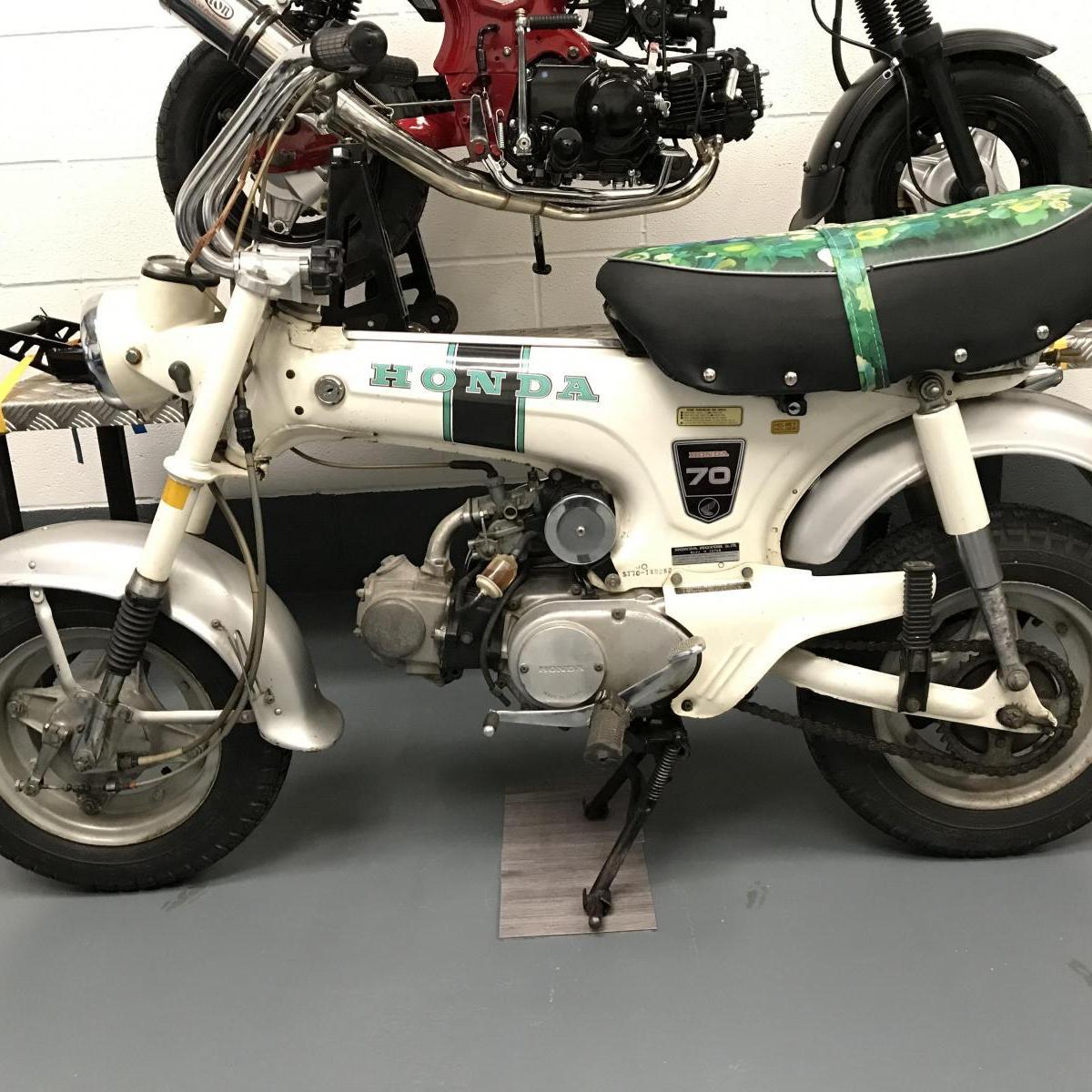 Honda ST70 Dax Limited Edition 1975