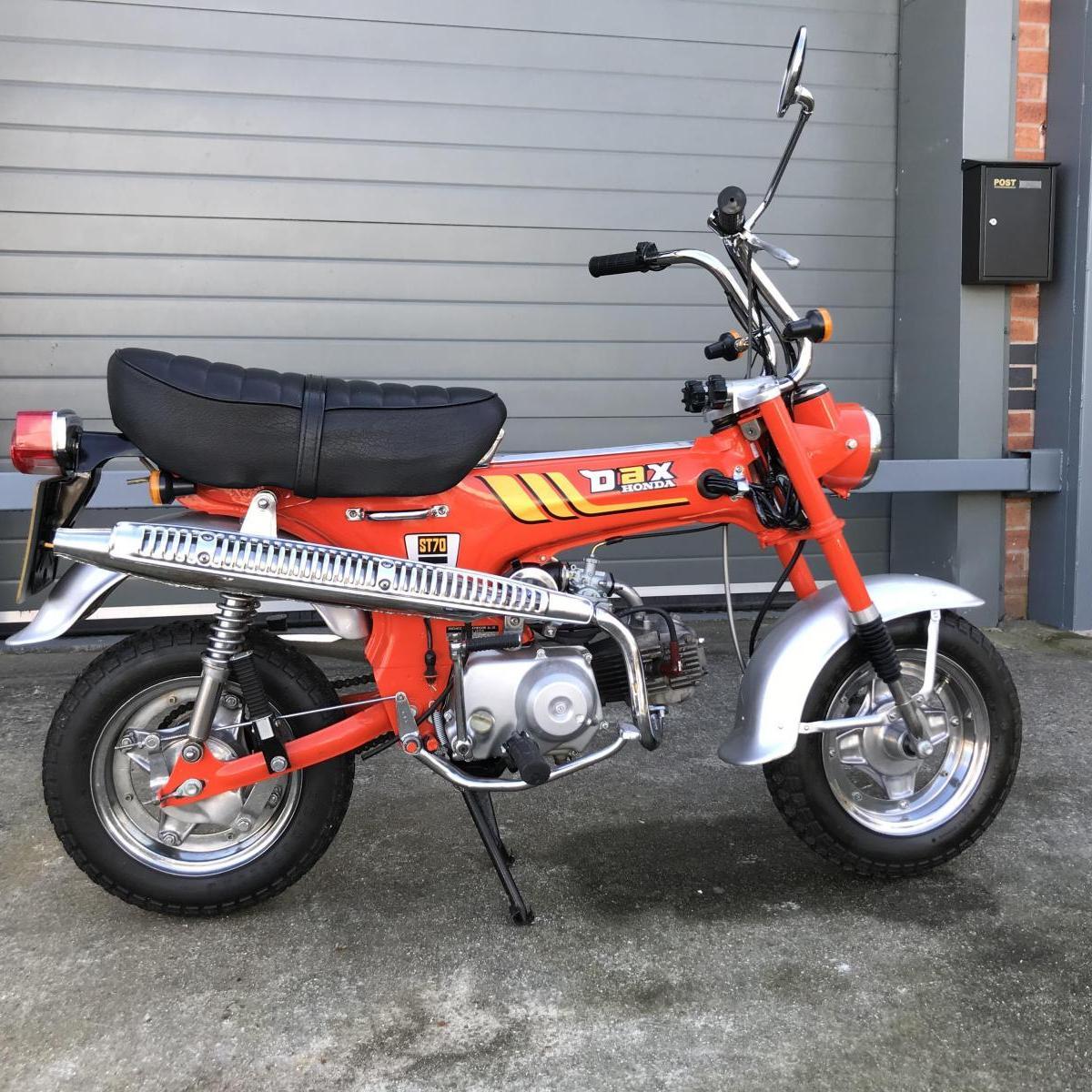 Honda ST70 1987