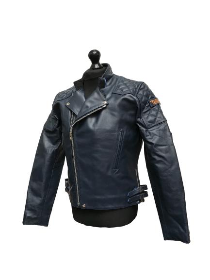 Triton GT-retro classic leather Jackets (Men's)