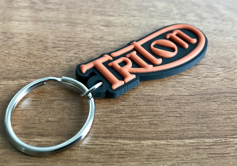 Triton Key Fob