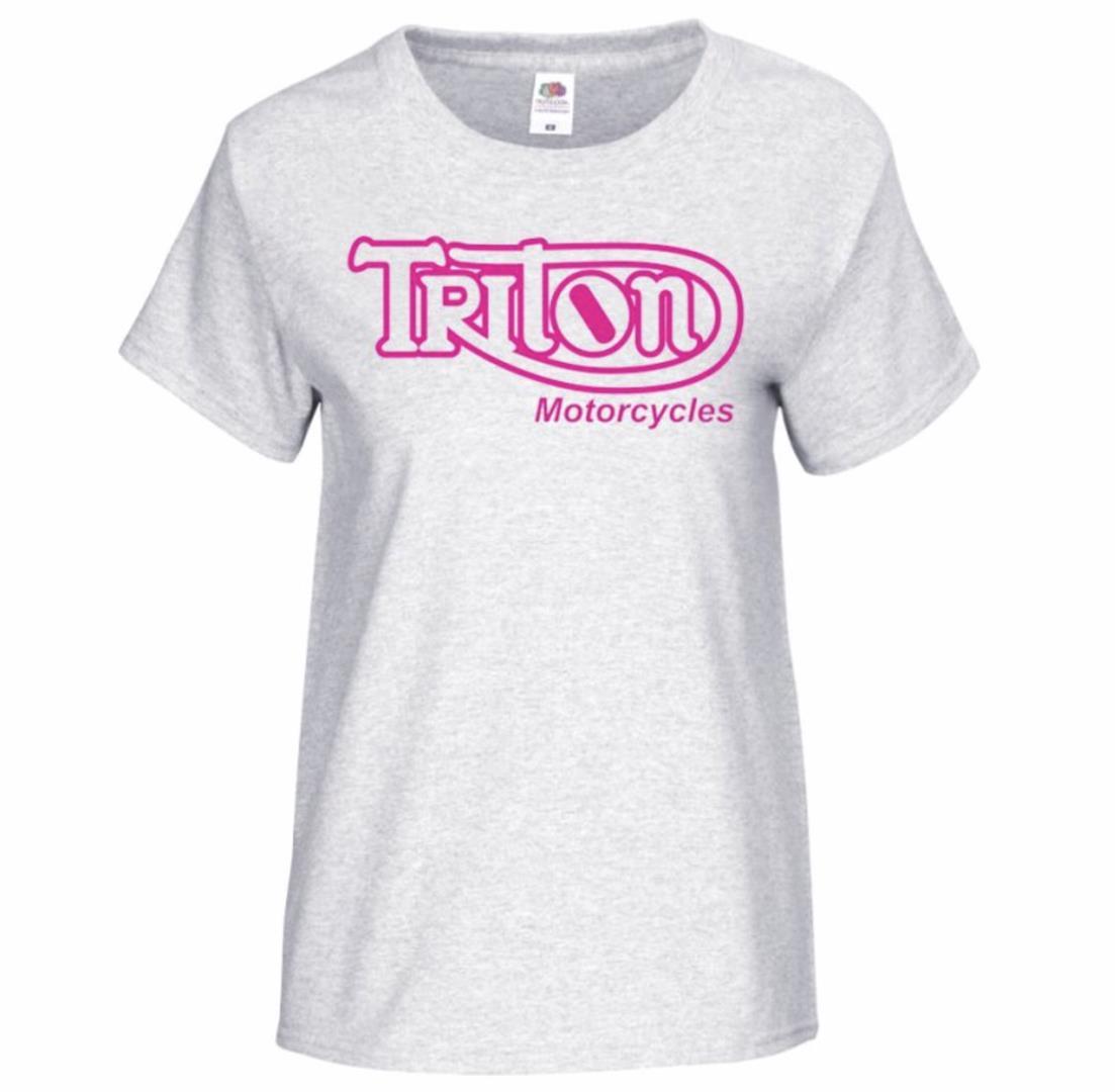 Woman's (Grey) Triton T-Shirt