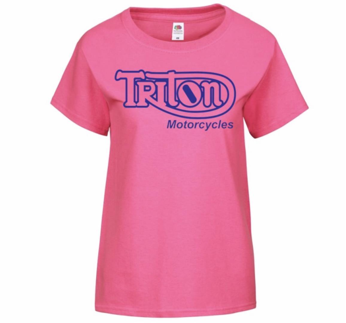 Women's (Pink) Triton T-Shirt